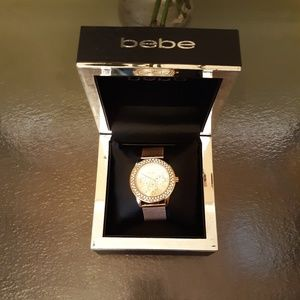 Brand new bebe watch in the box